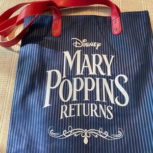 Mary Poppins Returns Bag